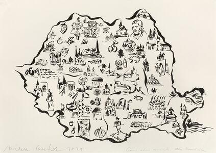 Mircea Cantor, 'Tout ce dont je me souviens en Roumanie', 2021