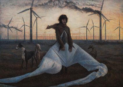 Julio Reyes, 'Devil Winds', 2017