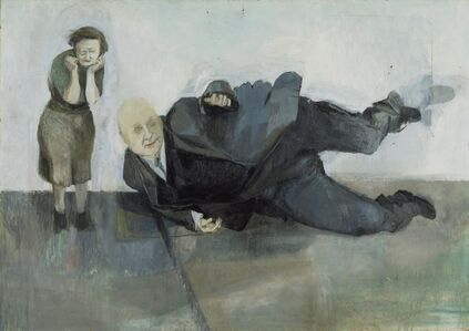 Michael Andrews, 'A Man who Suddenly Fell Over ', 1952