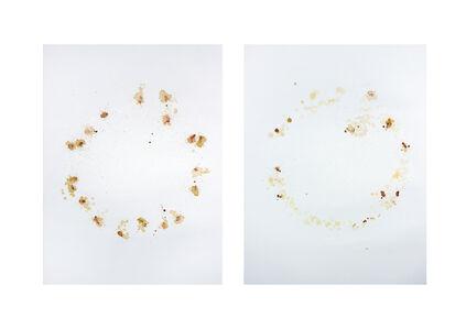 Franky Cruz, 'Rings (Circle Diptych)', 2018