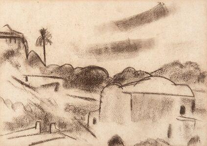Gino Rossi, 'Paesaggio'
