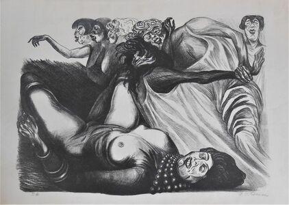 José Clemente Orozco, 'Women', 1935