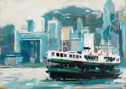 James Hart Dyke, 'The Star Ferry, Hong Kong', 2014