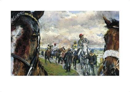 Jay Kirkman, ''After The Bell' Newcastle Races', 21st Century