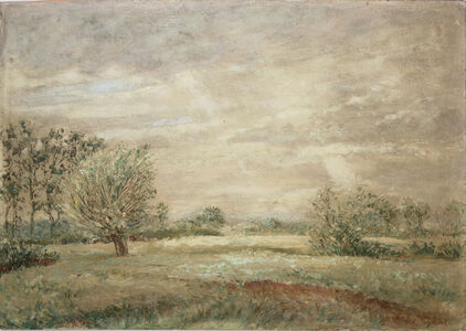 Charles Sykes, 'Landscape in Gloucestershire', 1939