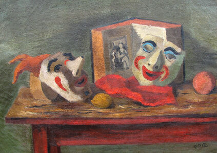 Stuart Carson Edie, 'Table Top Still Life', ca. 1945