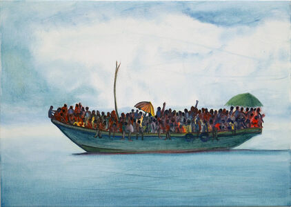 Zamir Shatz, 'Sierra Leone', 2016