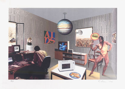 Richard Hamilton, 'Just What Is It That Makes Today's Homes So Different?', 1994
