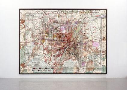 Gert Jan Kocken, 'Depictions of Munich (1933-1945)', 2014