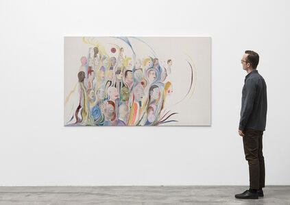 Chris Johanson, 'Untitled (Painting 12 of 12)', 2019