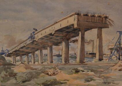 George Pemba, 'Road Works', 1980
