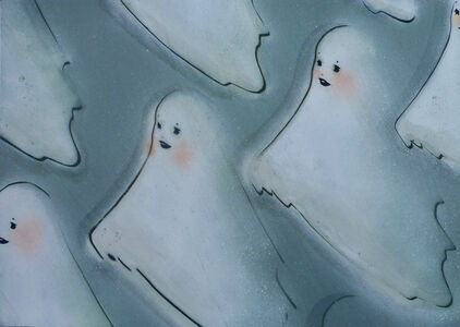 MANDO (Amanda Marie), 'Ghost Flock', 2018