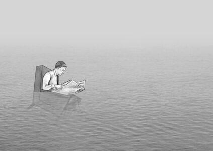 Lien Botha, 'Loss at Sea', 2018