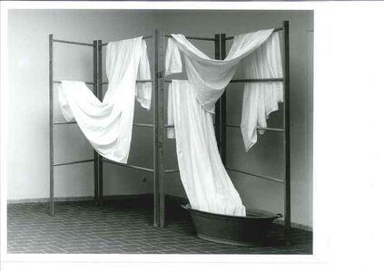 Marinus Boezem, 'Drying Rack', 1968