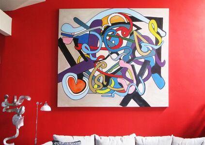 Bill Barrett, 'Future Now 4', ca. 2011
