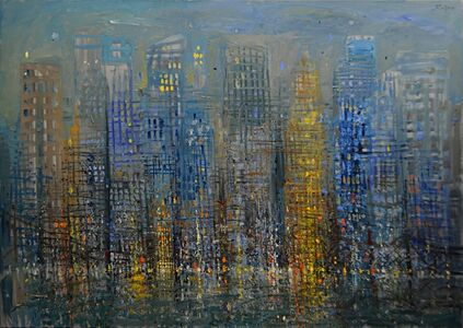 Bruno Zupan, 'City By The Sea ', 2014