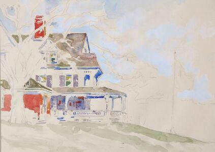 Adam Van Doren, 'Sagamore Hill with Porch (Theodore Roosevelt)', 2015
