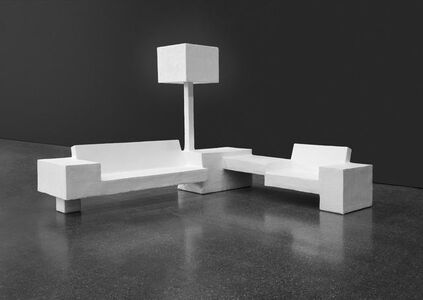 Joep van Lieshout, 'Lounge Area (Le Brutalist #3)', 2015