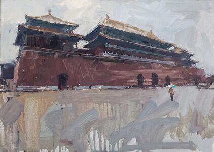 James Hart Dyke, 'Wumen Gate, north side, Forbidden City Beijing', 2012