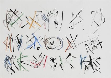 Ernest Mancoba, 'Untitled 11', 1993
