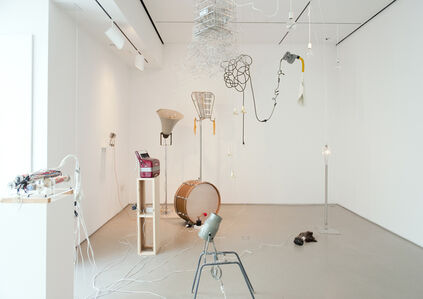 Yuko Mohri, 'Parade (for wallpaper)', 2010-2016