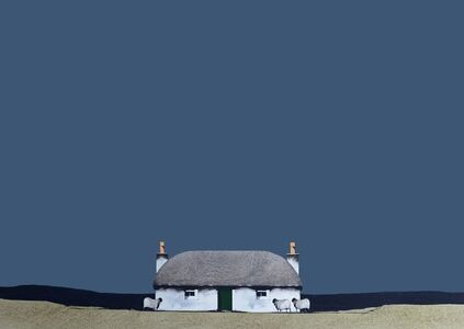 Ron Lawson, 'South Uist Cottage', 2020