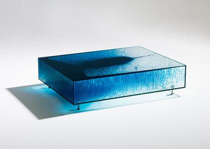 Fredrikson Stallard, 'Coffee Table 'Unit #3 Teal Monochrome' ', 2010