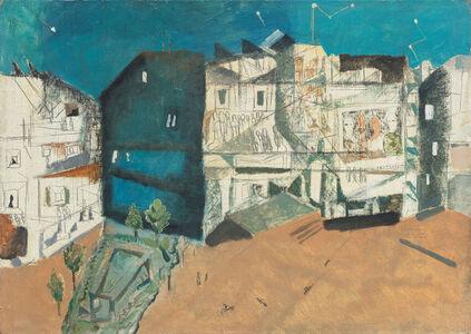 Huanqing Wang, ' The Scenery Outside No.2 ', 2005