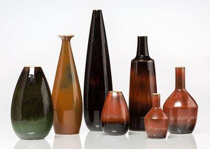 Carl Harry Stålhane, 'Seven Vases', circa 1950