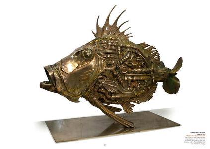 Thierry Benenati, 'Aquatic Fish', 2011