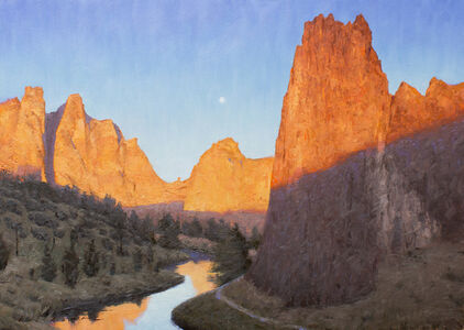 Cody Erickson, 'Crooked River', 2016