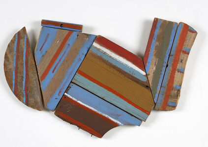 Betty Parsons, 'It Was That Way', 1971