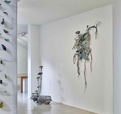 Krištof Kintera - Naturally Postnatural, installation view