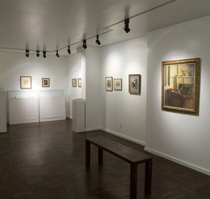 Winter Selection, installation view