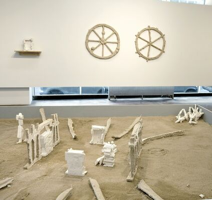 The Old Gods, installation view