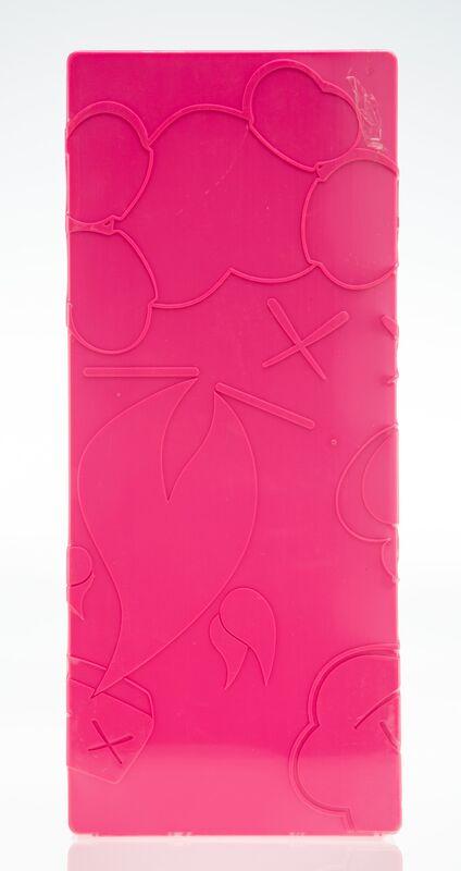 KAWS, 'Bendy (Pink)', 2003, Sculpture, Painted cast vinyl, Heritage Auctions