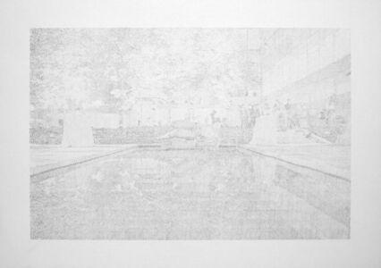 Ewan Gibbs, 'MoMA Sculpture Garden, New York', 2009
