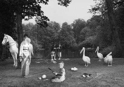 Jane Hammond, 'Park', 2014