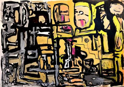 Claude Lawrence, 'Wally World', 2015
