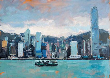James Hart Dyke, 'Hong Kong and Star Ferry', 2014
