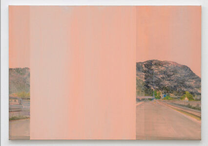 Daniele Genadry, 'Road Block (Fondi)', 2014