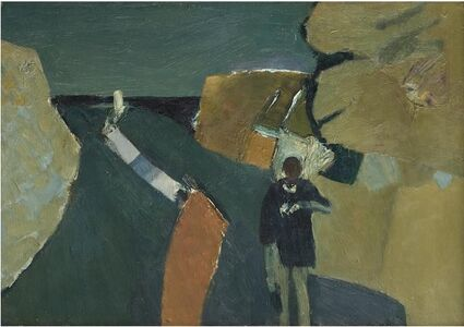 Keith Vaughan, 'Road to the Sea', 1953-1958