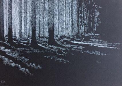 Romain Boulay, 'Mist Areas 4', 2014