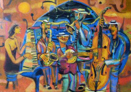 Luis Castellanos Valui, 'Body & Soul'