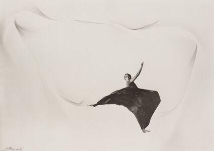 Lotte Jacobi, 'Pauline Koner Dancing', 1937
