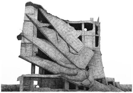 François Trocquet, 'Untitled (maisons détruites series)', 2013