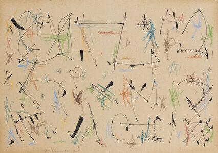 Ernest Mancoba, 'Untitled 8', 1990