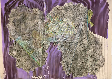 Alyse Rosner, 'Electric', 2018