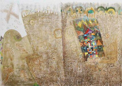 Hussein Salim, 'Migration of Symbols', 2019