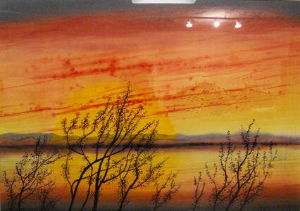 Don Ahn, 'Sunrise', 1994